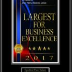 2017 Award for Business Excellence
