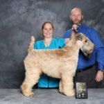 Cristyn Zloza and Rory took 3rd at Pet Pro Classic 2015