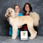 Cristyn Zloza and Rocky took 1st at Pet Pro Classic 2015